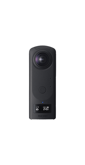 RICOH THETA Z1: BEST 360° CAMERA
