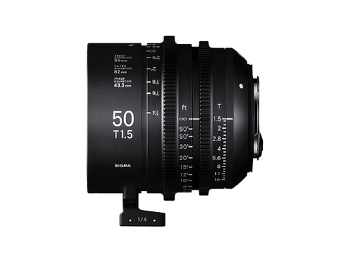 50mm T1.5 FF HIGH SPEED ZOOM
