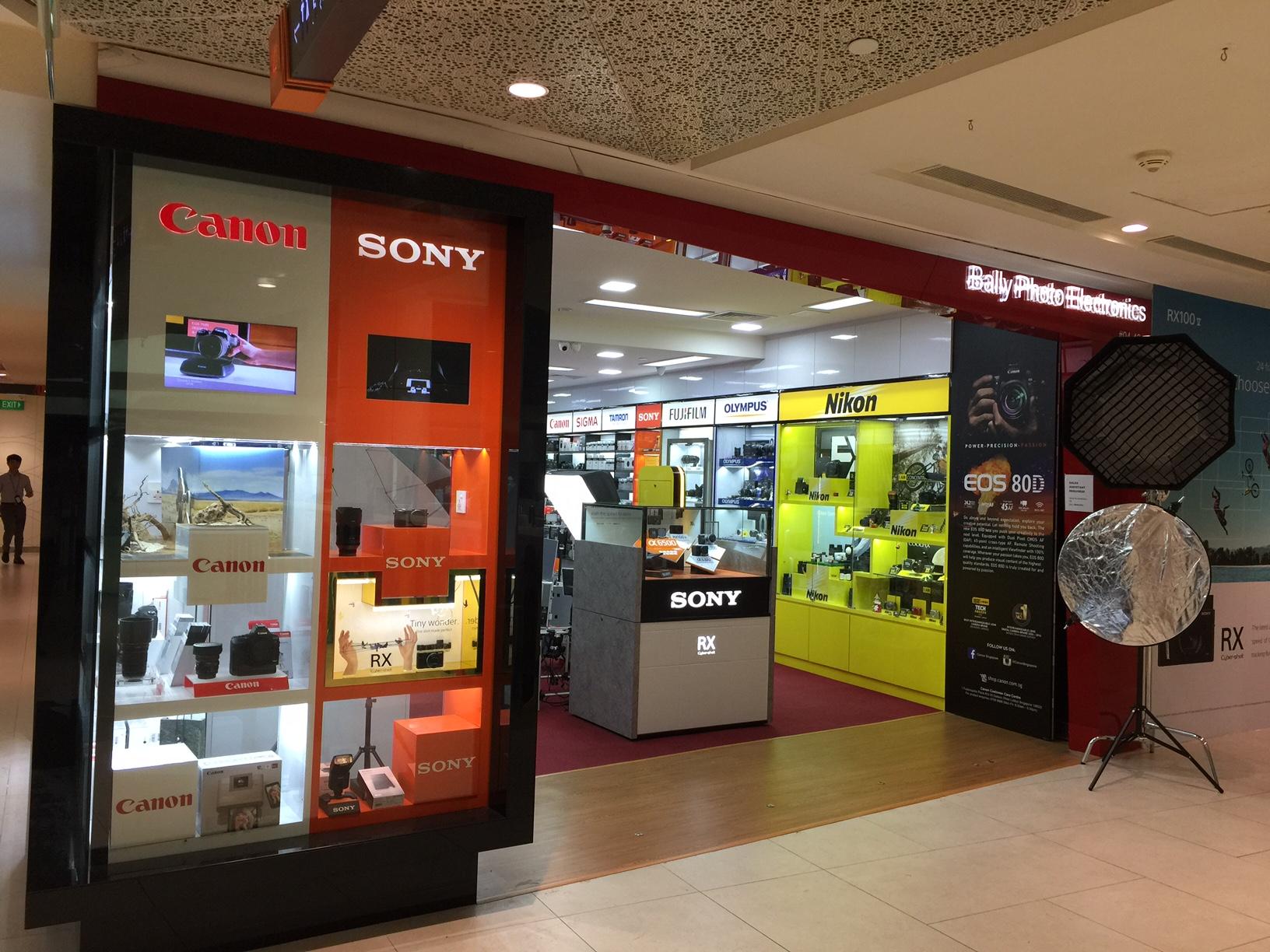 Bally Photo (Plaza Singapura)