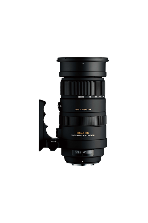 50-500mm F4.5-6.3 APO DG OS HSM