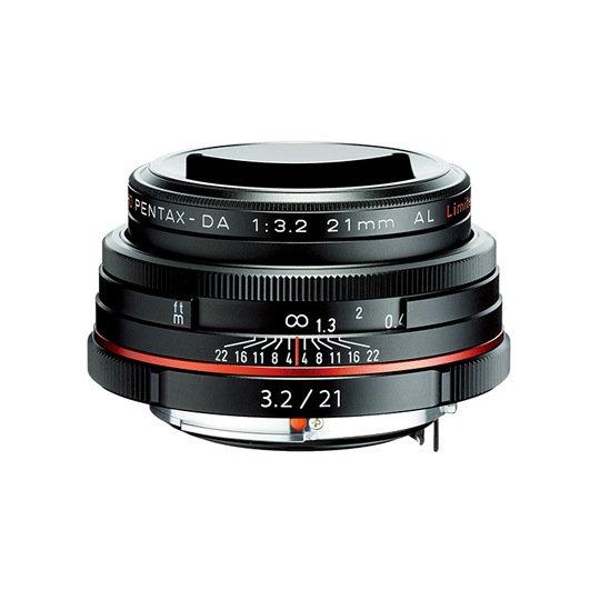 HD PENTAX-DA 21mmF3.2AL Limited (APSC)