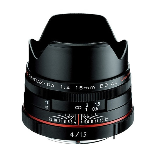 HD PENTAX-DA 15mmF4ED AL Limited (APSC)