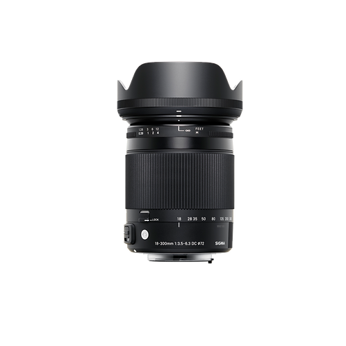18-300mm F3.5-6.3 DC MACRO OS HSM | C