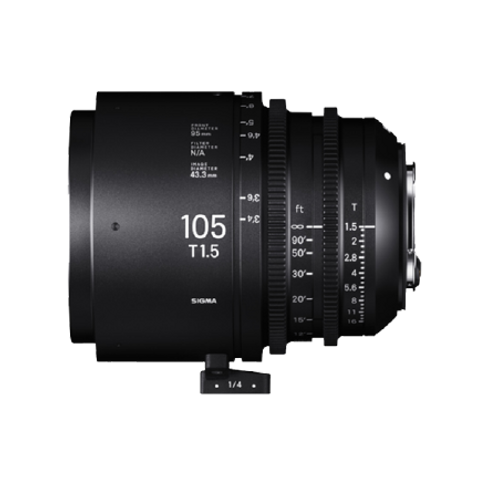 105mm T1.5 FF HIGH SPEED PRIME