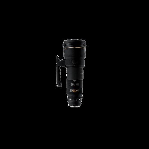 500mm F4.5 EX DG APO (HSM)*