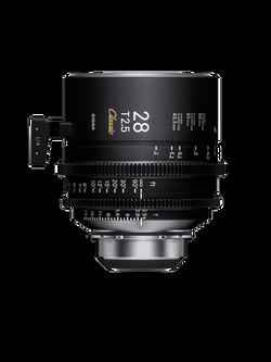 28mm T2.5