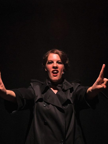 The Emcee in Cabaret