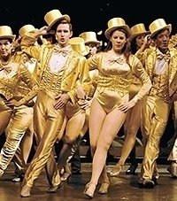 Judy Turner in A Chorus Line