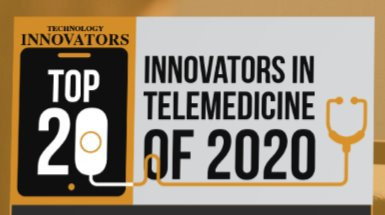 Top 20 Innovators in Telemedicine of 2020