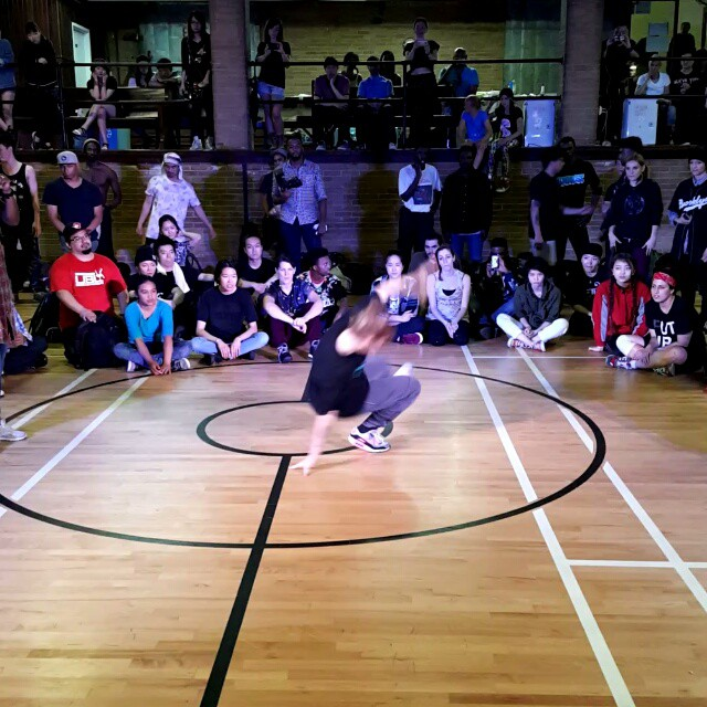 #Toronto #Bgirl movement is in full effect