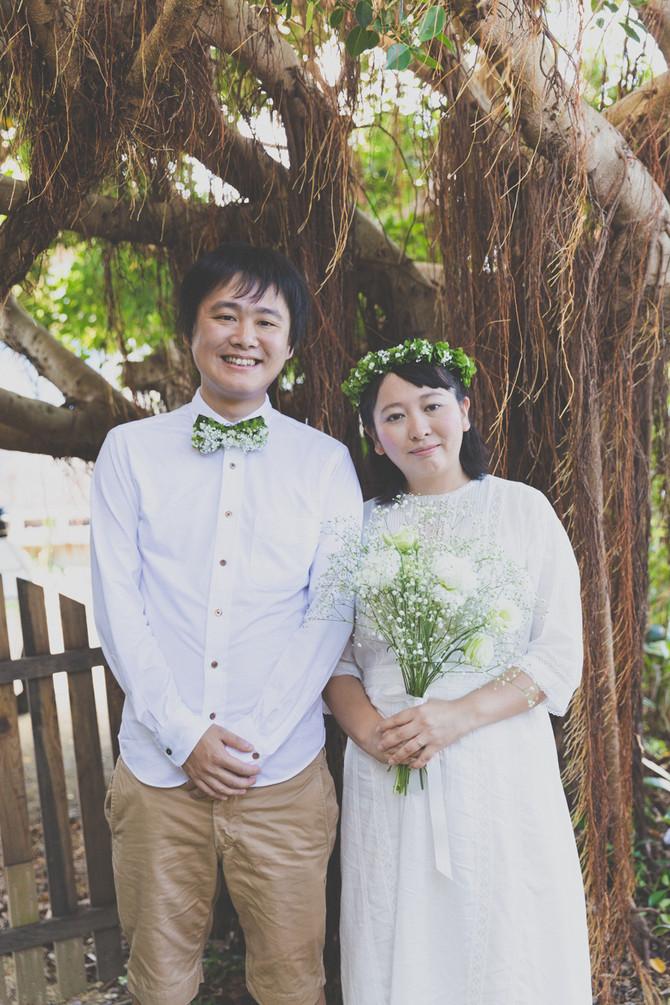 Hirotaka&Kanako(October)