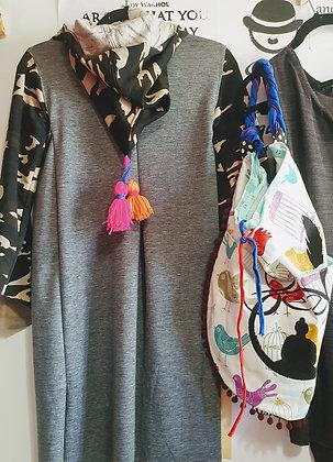 loose kimono cardigan