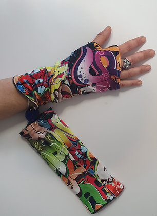 Double sided gloves