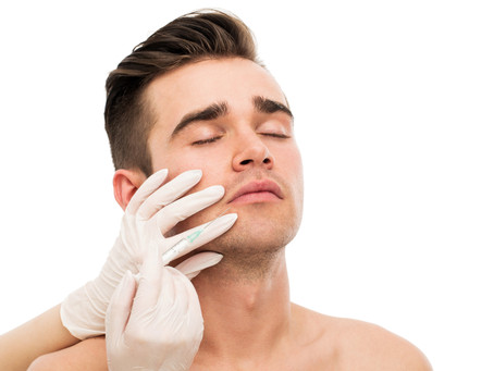 Plastic surgery in men: What are the most common procedures?