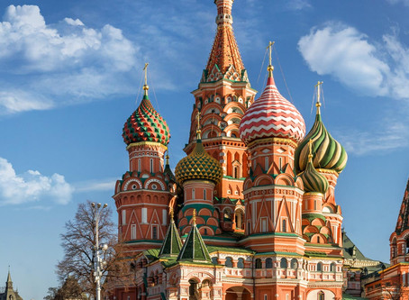 Top 10 Beautiful Places to Visit in Russia