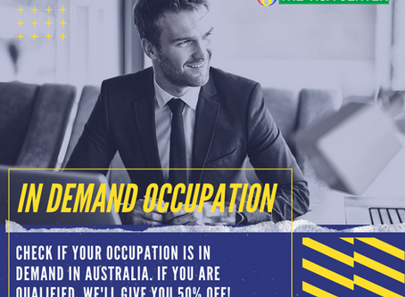 Check if your occupation is in demand in Australia