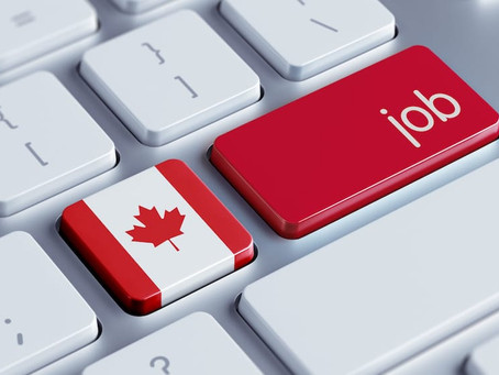 Canada - 429,000 jobs unfulfilled in the second quarter of 2019