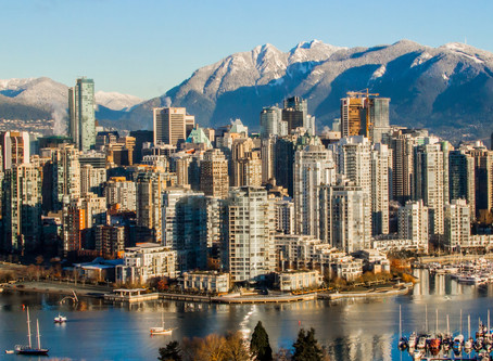 Top 10 Most Liveable Cities in the World includes Calgary, Vancouver, Toronto