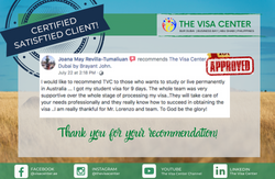 Certified satisfied client!