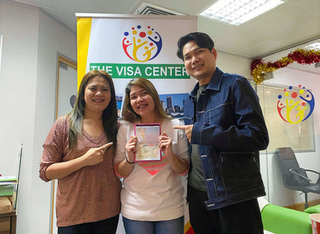 Pinay nurse will begin her new journey in Canada