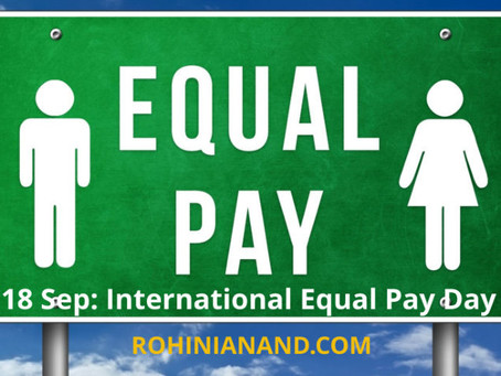 It is 2020 and we are still talking about the Gender Pay Gap!