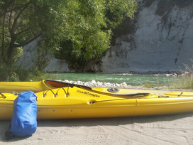 Rangitikei Rivertime Multisport Kayak Training