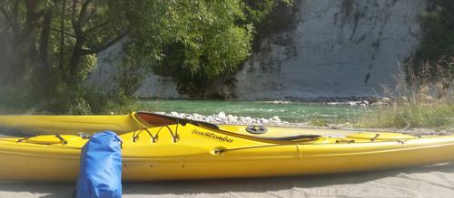 Rangitikei Rivertime Multisport Kayak Training
