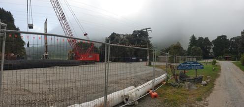 Mangaweka Bridge Construction Update