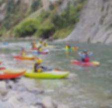 kayak shuttles for the rangitikei river are available with Awastone, Mangaweka