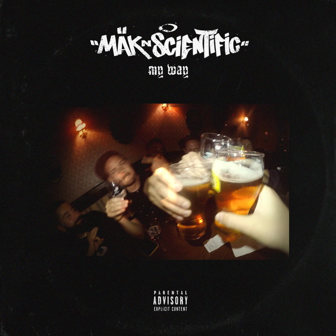 """Mäk N Scientific Releases there second single """"My way"""""""