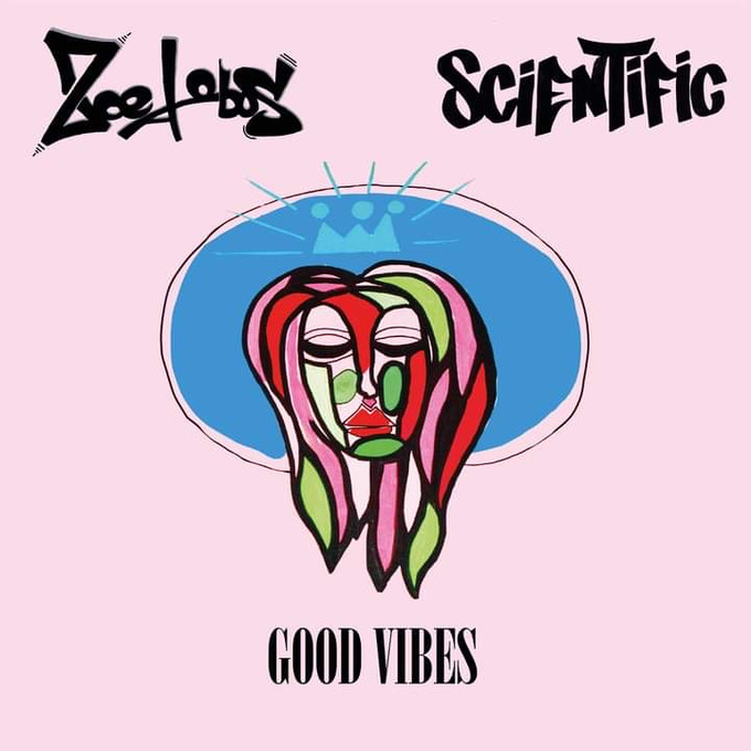 "New production out on Zoe Lobos new relese ""Good vibes"""