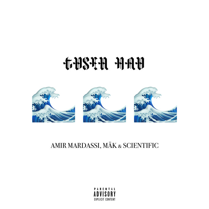 """New production out now on Amir Mardassi & Mäk´s new release """"Tusen Hav"""""""