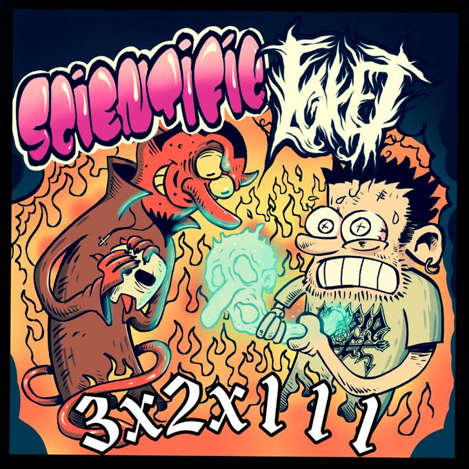 Loket x Scientific new album 3x2x111 Out now!