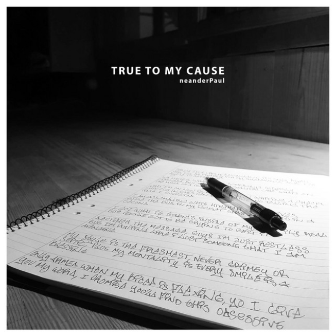 "New Production out on Neanderpauls Ep ""True to my Cause"""