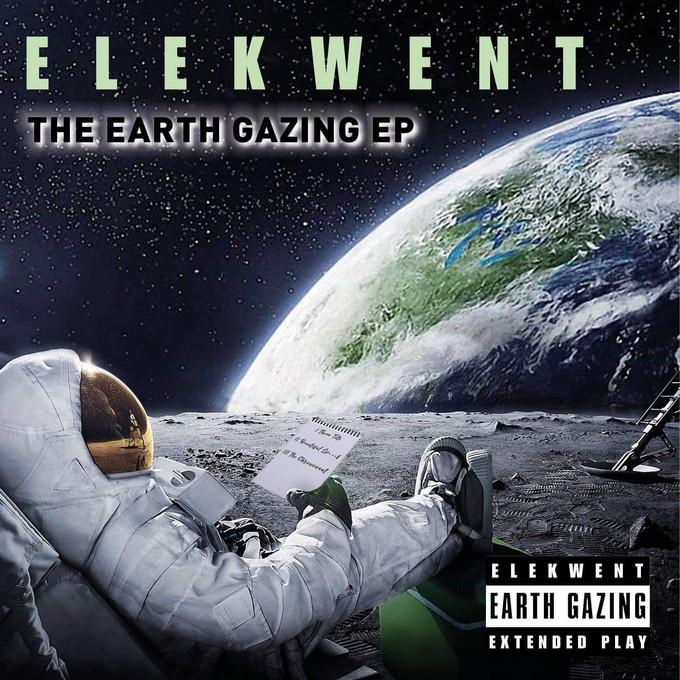 """2 new productions up on Elekwents new release """"The Earth Gazing EP"""""""