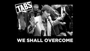 "New Single out now, ""we shall overcome"" with Tabs"