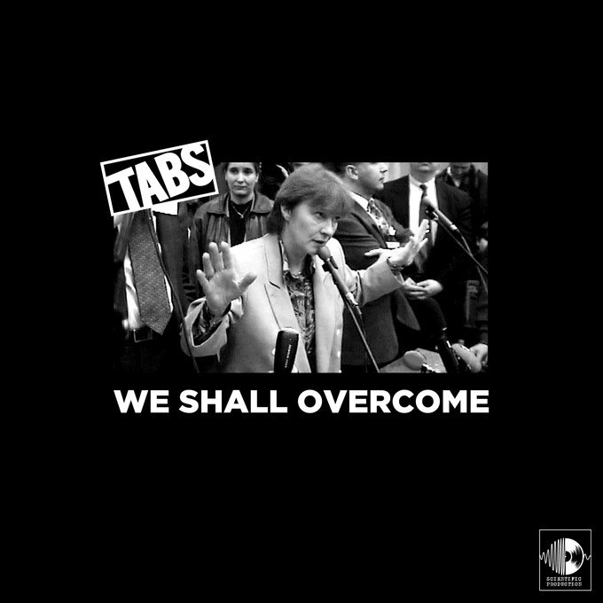 """New Single out now, """"we shall overcome"""" with Tabs"""