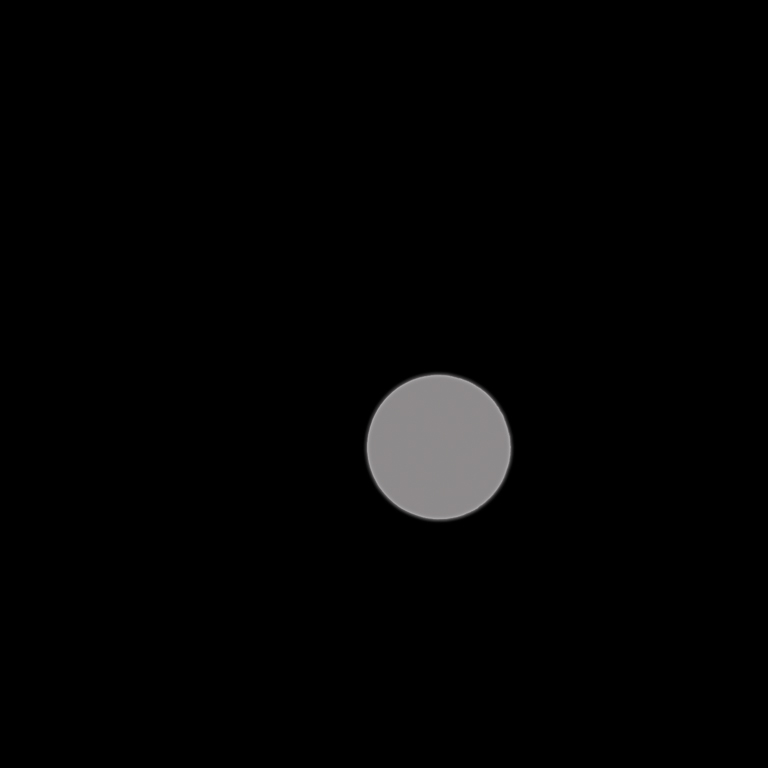 Gray Harvest Moon