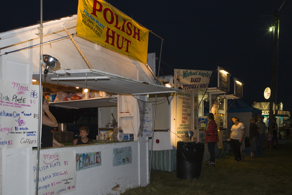 Polish Hut