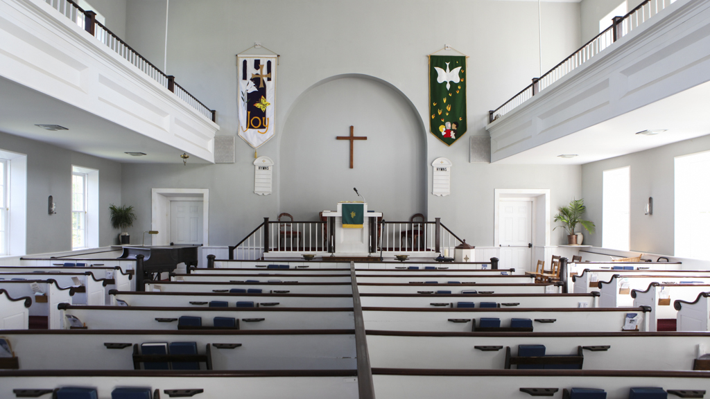 Presbyterian 1771 Church