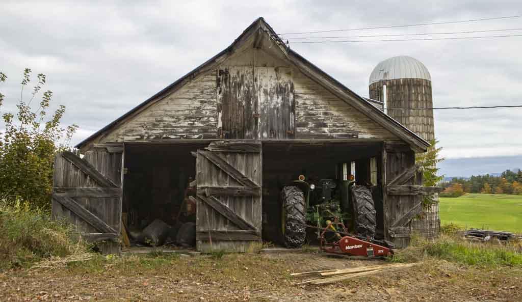 Shelburn Barn