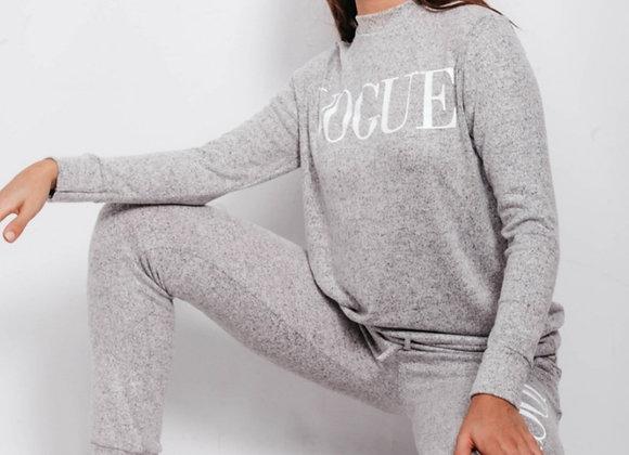 Vogue lounge wear tracksuit
