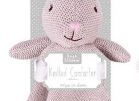 Knotted comforter