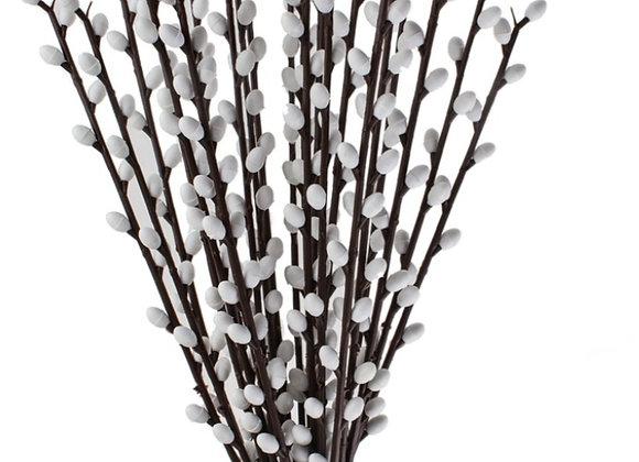 Artificial catkin bundle 24 stems