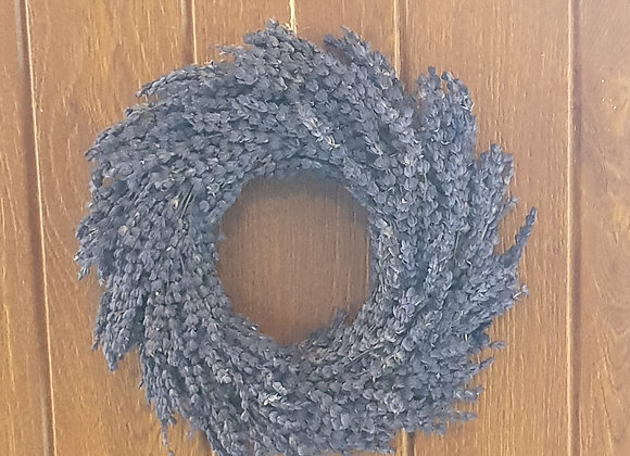 Dried lavender wreath 30cm approx