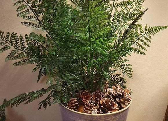 Boston fern bundle artifical