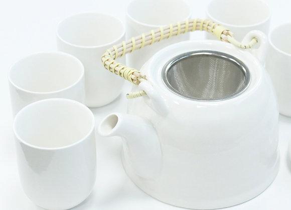 Herbal Tea Pot Set