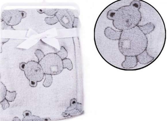 Super soft Teddy blanket