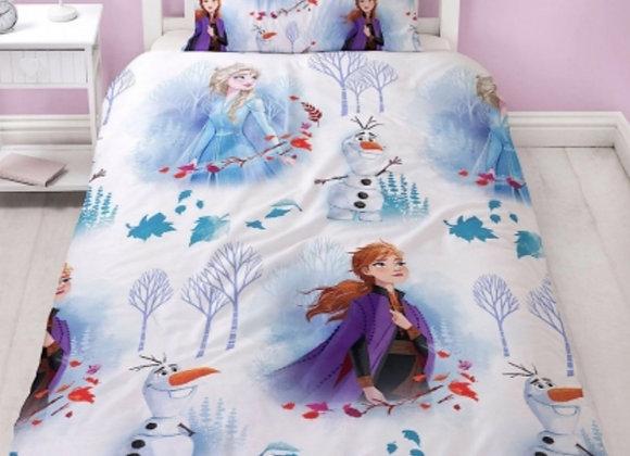 Frozen 2 offical duvet cover set