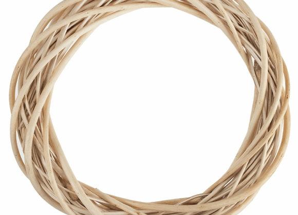 Williow wreath base 30cm